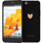 "Wileyfox Spark X 5.5"" Dual SIM 4G 2GB 16GB 3000mAh Black"