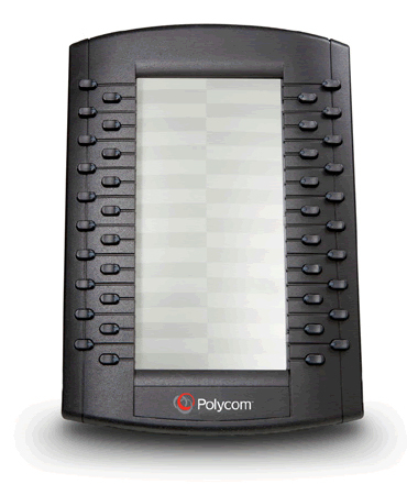 Polycom 2200-46350-025 telephone switching equipment Black
