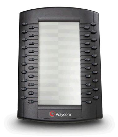 Polycom 2200-46350-025 Black telephone switching equipment