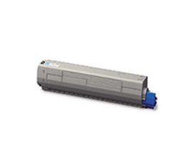 Oki 45862840 Toner black, 7K pages