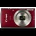"Canon Digital IXUS 185 Cámara compacta 20 MP CCD 5152 x 3864 Pixeles 1/2.3"" Rojo"