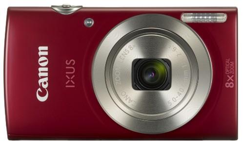 Canon Digital IXUS 185 Compact camera 20 MP CCD 5152 x 3864 pixels 1/2.3