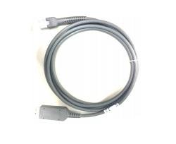 Zebra CBA-U05-S07ZAR cable USB 2,13 m 2.0 USB A Negro