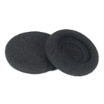 Sennheiser HZP 22 Polypropylene (PP) Black 2pcs headphone pillow