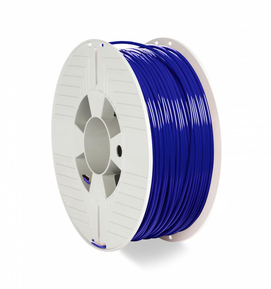 Verbatim 55063 3D printing material Polyethylene Terephthalate Glycol (PETG) Blue 1 kg
