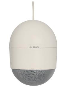 Bosch LS1-UC20E-1 1-way 20 W Grey, White Wired
