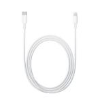 Apple 2m, lightning/USB-C 2m USB C Lightning White mobile phone cable