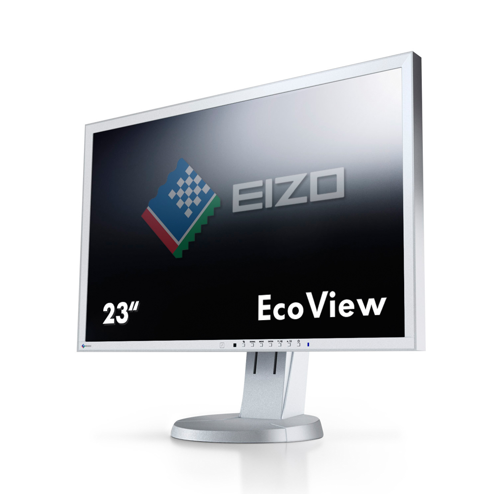 Desktop Monitor - FlexScan EV2316WFS3 - 23in - 1920x1080 (Full HD) - Grey - 5ms w/Speakers