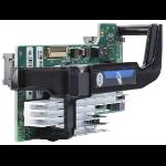 Hewlett Packard Enterprise Ethernet 10Gb 2-port 570FLB Internal Fiber 10000Mbit/s networking card