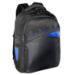 """V7 Edge Notebook Backpack 17.3"""" black / blue"""