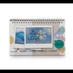Fujifilm Instax WIDE calendar Table