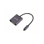 LMP USB-C to DVI USB-C 3.1 DVI-D Grau