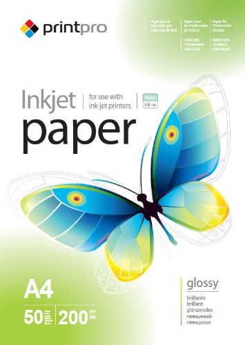 COLORWAY PGE200050A4 photo paper Gloss A4