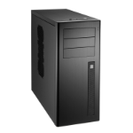Lian Li PC-9N Midi-Tower Black computer case