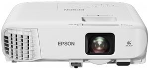 Epson EB-2247U - 3LCD projector - 4200 lumens (white) - 4200 lumens (colour) - WUXGA (1920 x 1200) -