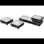 iogear GWHDMS52MBK3 AV transmitter & receiver Black AV extender