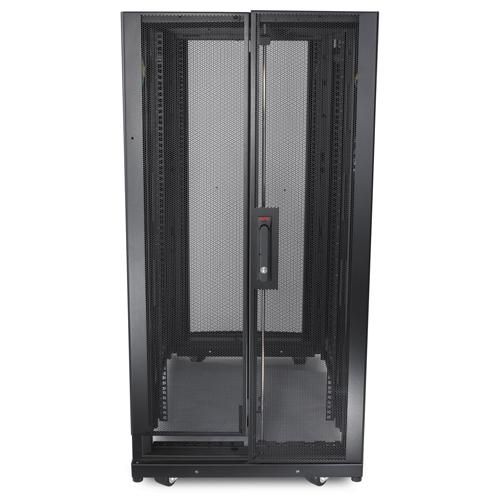 APC NetShelter SX 24U 600mm x 1070mm Deep Enclosure Rack o bastidor independiente Negro
