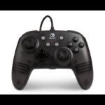 PowerA Black Frost Gamepad Nintendo Switch Analogue / Digital USB