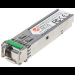 Intellinet Gigabit Fibre WDM Bi-Directional SFP Optical Transceiver Module, 1000Base-Lx (LC) Single-Mode Port, 10km, WDM (Rx1310/Tx1550), Fiber, Equivalent to Cisco GLC-BX-D, Three Year Warranty
