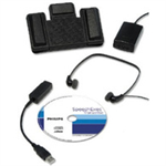 Philips SpeechExec LFH7177 transcription set