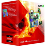 AMD A series A4-6300 3.7GHz 1MB L2 Box processor