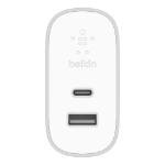 Belkin F7U061DQ Indoor Silver,White