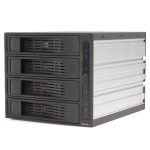 StarTech.com 4-Bay 3,5 inch Hot-Swappable SATA Mobile Rack Backplane