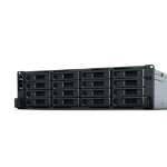 Synology RackStation RS4021XS+ NAS/storage server Rack (3U) Ethernet LAN Black D-1541