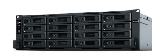 Synology RackStation RS4021XS+ NAS/storage server Rack (3U) Ethernet LAN Black D-1541