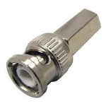 Xvision BNCTO BNC Metallic wire connector