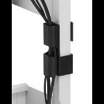 Bretford CRDMR cable clamp Black