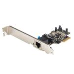 StarTech.com Adaptador Tarjeta de Red PCI Express PCI-E de 1 Puerto 10/100 NIC RJ45