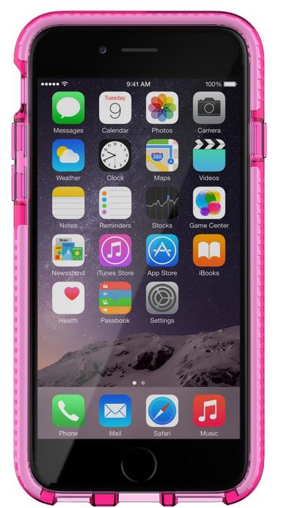 Tech21 Evo Mesh Cover Pink,White