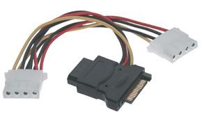 Lindy Internal SATA, 0.15m SATA cable