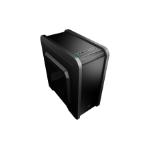 Aerocool QS-240 Micro-Tower Black computer case