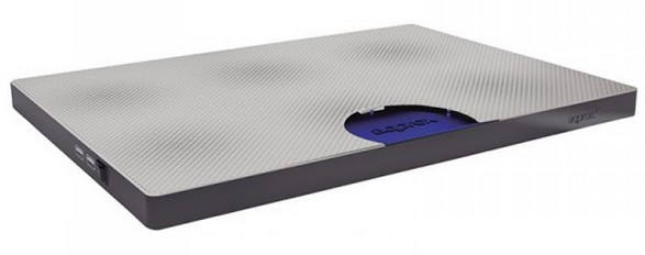 """Approx appNBC05W notebook cooling pad 39.1 cm (15.4"""") Grey, White"""