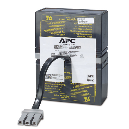APC RBC32 rechargeable battery Sealed Lead Acid (VRLA)