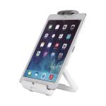 """Newstar TABLET-UN200WHITE flat panel desk mount 25.4 cm (10"""") Freestanding White"""