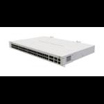 Mikrotik CRS354-48G-4S+2Q+RM network switch L2 Gigabit Ethernet (10/100/1000) Grey