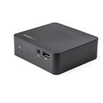 StarTech.com USB-C Dock - Single Monitor 4K 30Hz HDMI Laptop Docking Station with 85W Power Delivery, 4pt USB 3.0 Hub, Gb Ethernet, Audio - Compact USB 3.1 Gen 1 Type-C Dock - Mac & PC