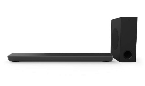 Philips TAPB603/10 soundbar speaker Black 3.0 channels 300 W