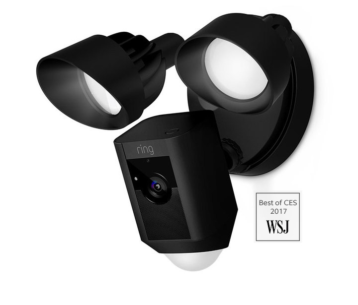 Ring Floodlight Cam IP security camera Outdoor Box Ceiling/Wall