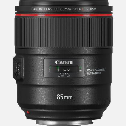 Canon EF 85mm f/1.4L IS USM MILC/SLR Telephoto lens