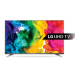 "LG 49UH750V 49"" 4K Ultra HD Smart TV Wi-Fi White LED TV"