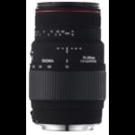 Sigma 70-300mm F4-5.6 APO DG MACRO (Canon) Black