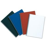 GBC LinenWeave Binding Covers 250gsm A4 Royal Blue (100)