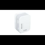 D-Link DHP-W310AV/E 500Mbit/s Ethernet LAN Wi-Fi Wit 1stuk(s) PowerLine-netwerkadapter