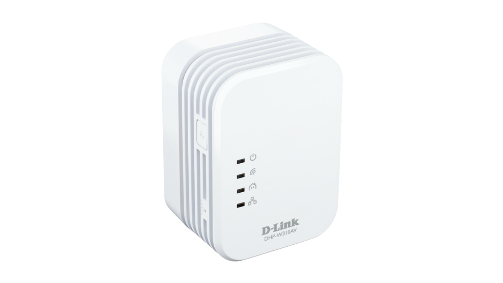 D-Link DHP-W310AV/E 500Mbit/s Ethernet LAN Wi-Fi White 1pc(s) PowerLine network adapter