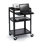 Bretford A2642 multimedia cart/stand Black