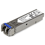 StarTech.com Gigabit Fiber SFP Transceiver Module - HP J4859C Compatible - SM/MM LC with DDM - 10km (6.2 mi.) / 550m (1804 ft.)
